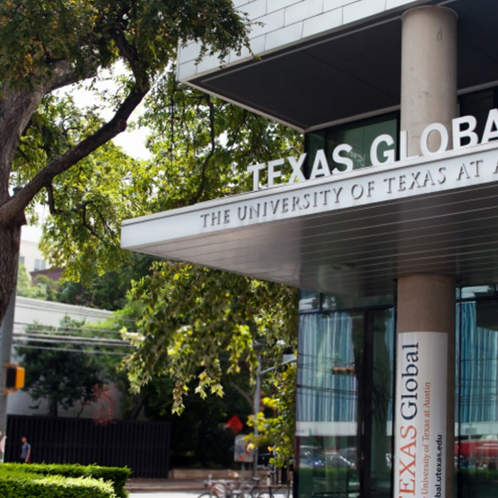 Texas Global building.